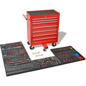 DESSERTE CHANTIER Chariot à outils Servante d'Atelier pour atelier a