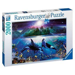 PUZZLE Ravensburger - 16661 - Puzzle Classique - Orques H