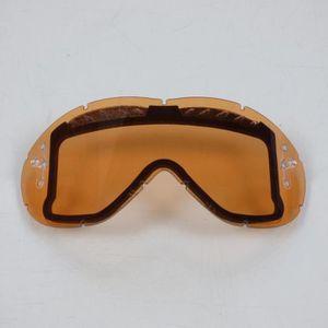 LUNETTES - MASQUE Écran ventilé orange pour masque lunette cross Smi