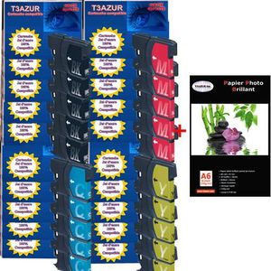 CARTOUCHE IMPRIMANTE 5+15 compatibles Brother MFC790CW / MFC795CW+PA6