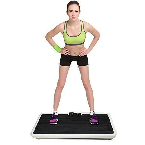 Machine de Fitness à Oscillation,Plateforme Vibrante De Formation - Perte de Poids Rapide - Rester en Bonne Santé