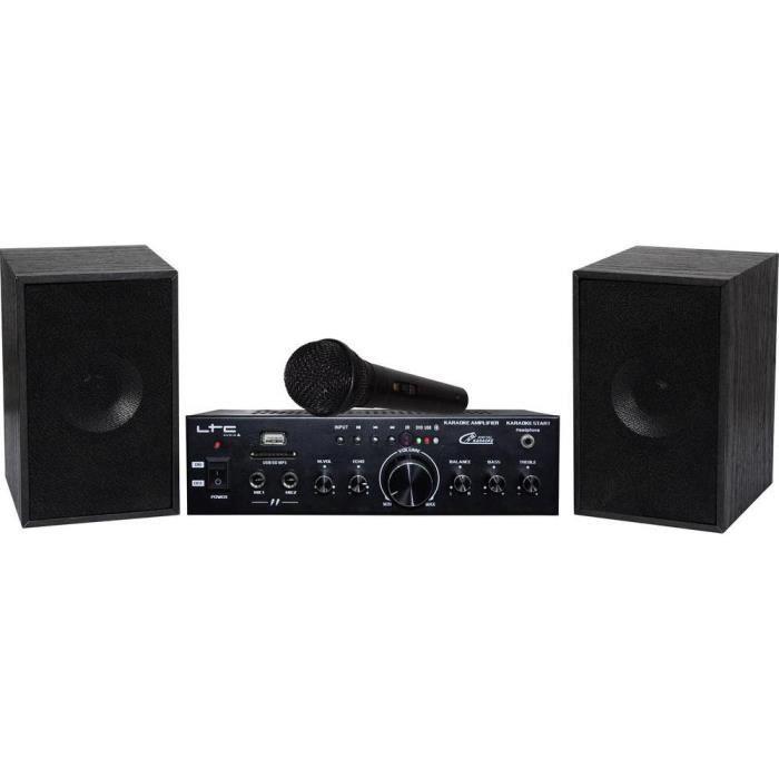 Systèmes karaoké LTC Audio Star1-MKII