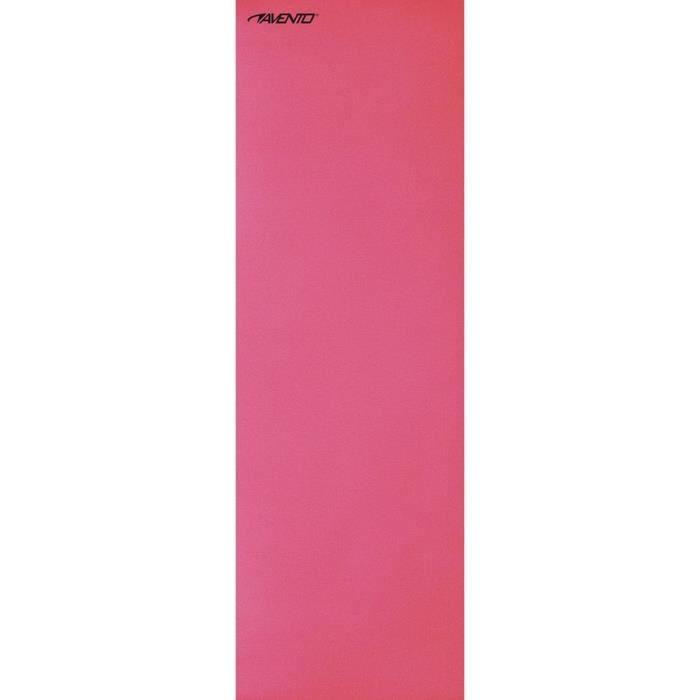 Avento Tapis de yoga - Tapis de sport Gym Tapis de fitness - Tapis de sol Tapis de sport Tapis de gymnastique Tapis de yoga -