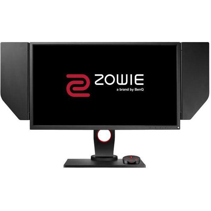 Zowie XL Series XL2546 eSports écran LED 24.5- 1920 x 1080 Full HD (1080p) TN 320 cd-m² 1000:1 1 ms 2xHDMI, DVI-D, DisplayPort