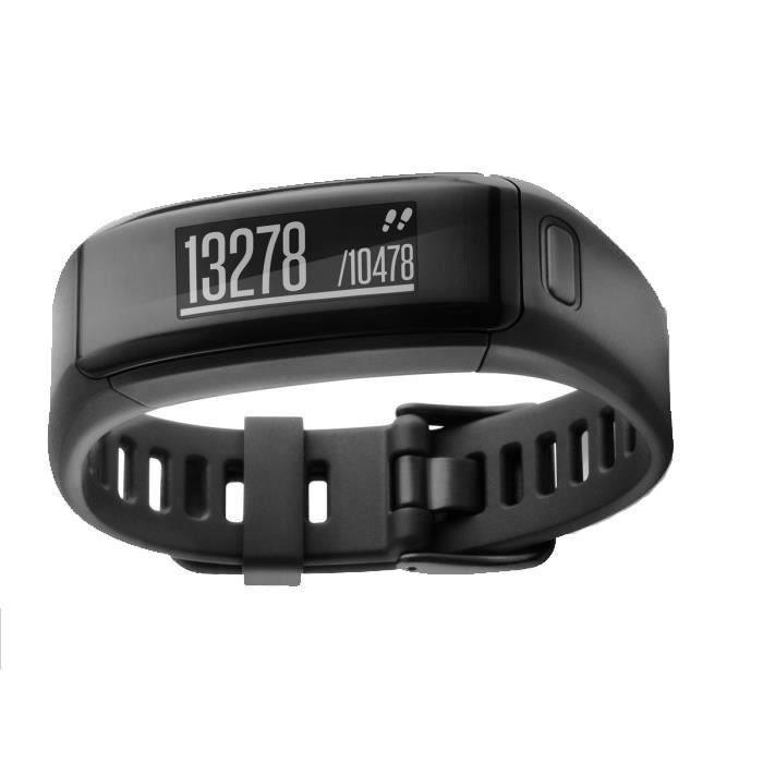 GARMIN Bracelet Connecté Vívosmart HR Regular