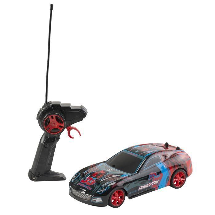 RACE TIN Voiture télécommandée Horse Racer - 1:18 - 10 km/h