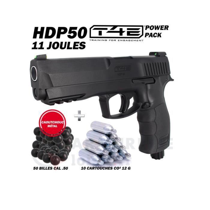 Pistolet de defense 2