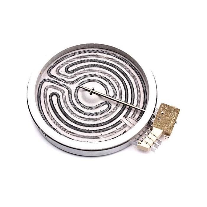 Whirlpool 481225998557 Foyer 1700W Ø180mm Plaque de cuisson