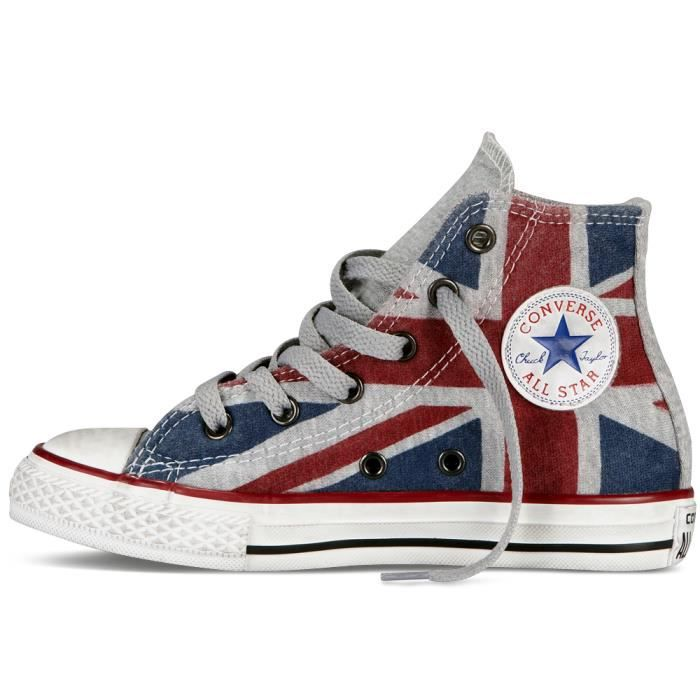 Chaussures Converse All Star Union Jack (Drapeau Anglais)