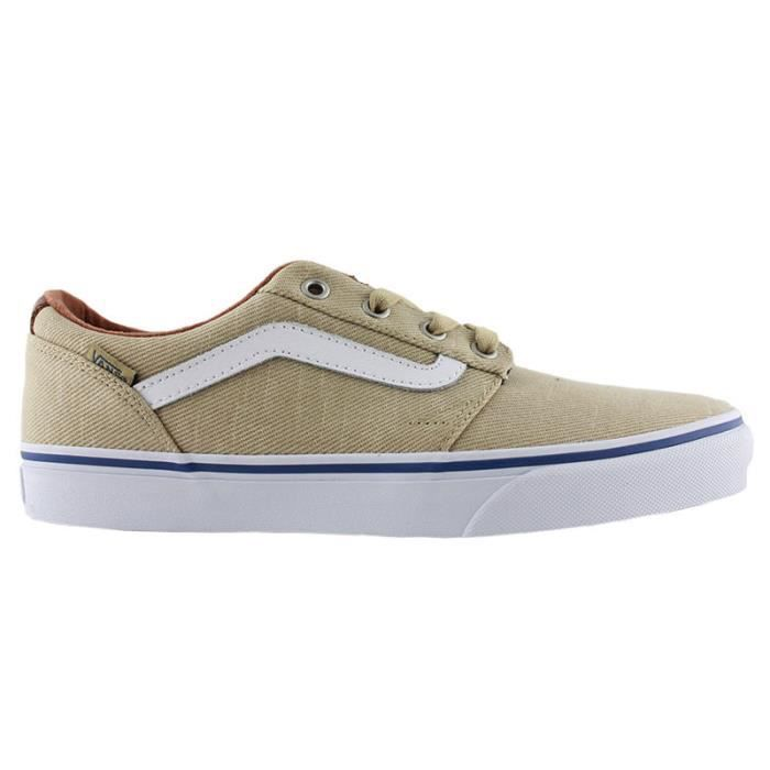 Basket Vans chapman stripe t&l kh wh men