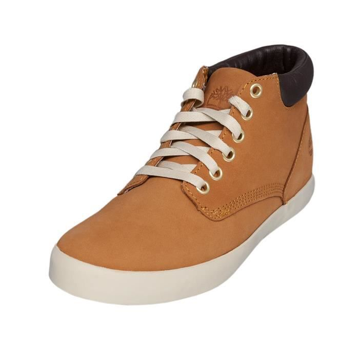 compañero marca acumular  Timberland Femme Chaussures / Baskets Flannery Chukka With Collar Beige -  Achat / Vente basket - Soldes sur Cdiscount dès le 20 janvier ! Cdiscount