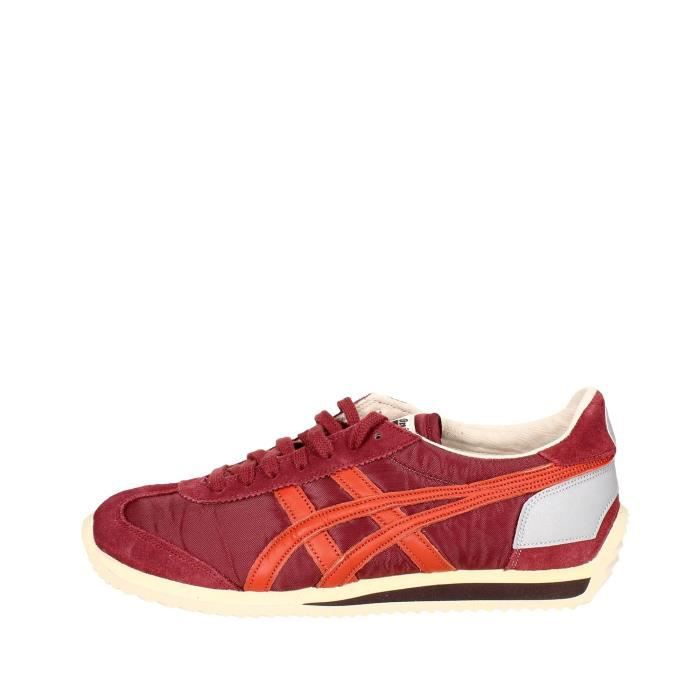 Onitsuka Tiger Sneakers Femme Bordeaux, 40