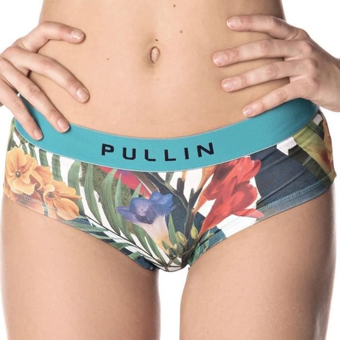 PULL IN Shorty Femme Microfibre GALAPAGOS