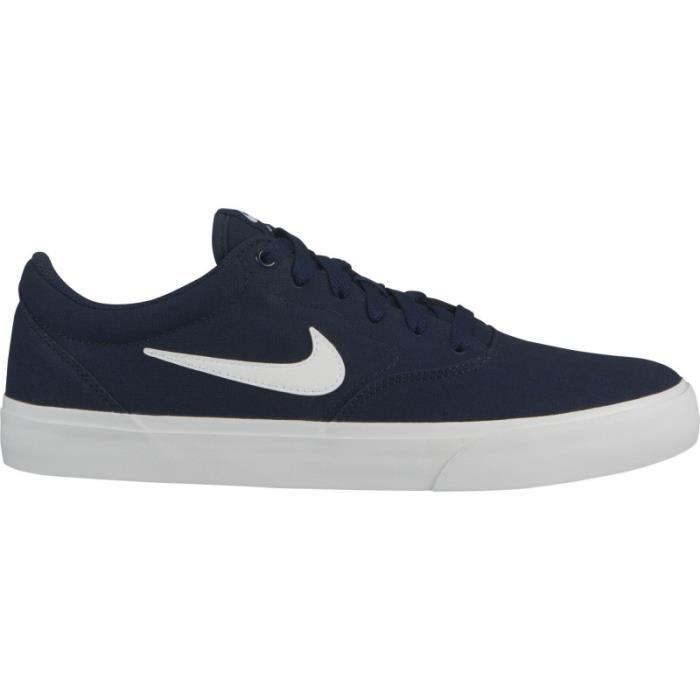 NIKE, Nike sb charge slr txt, Obsidian/white