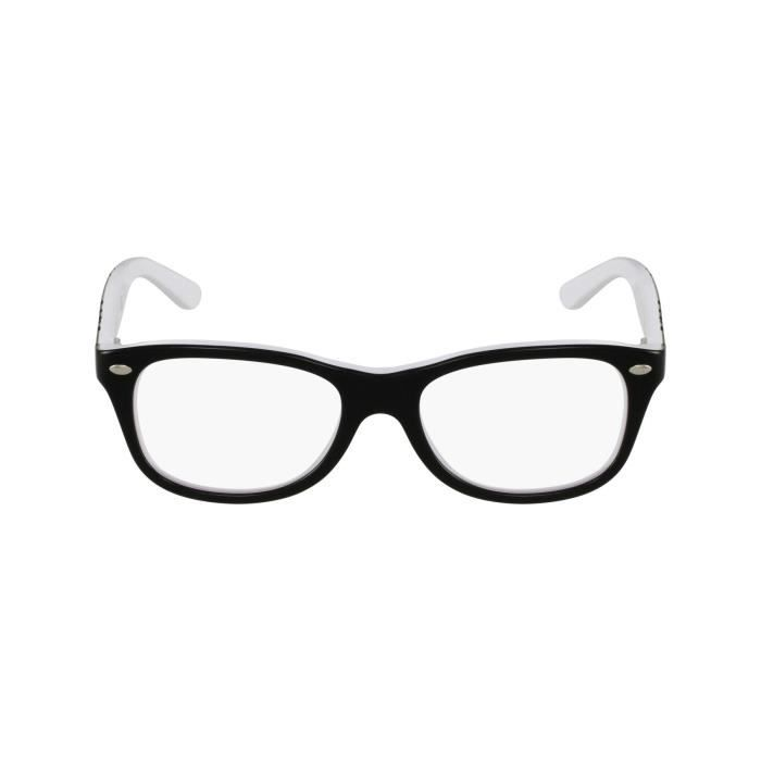 ray ban blanche homme