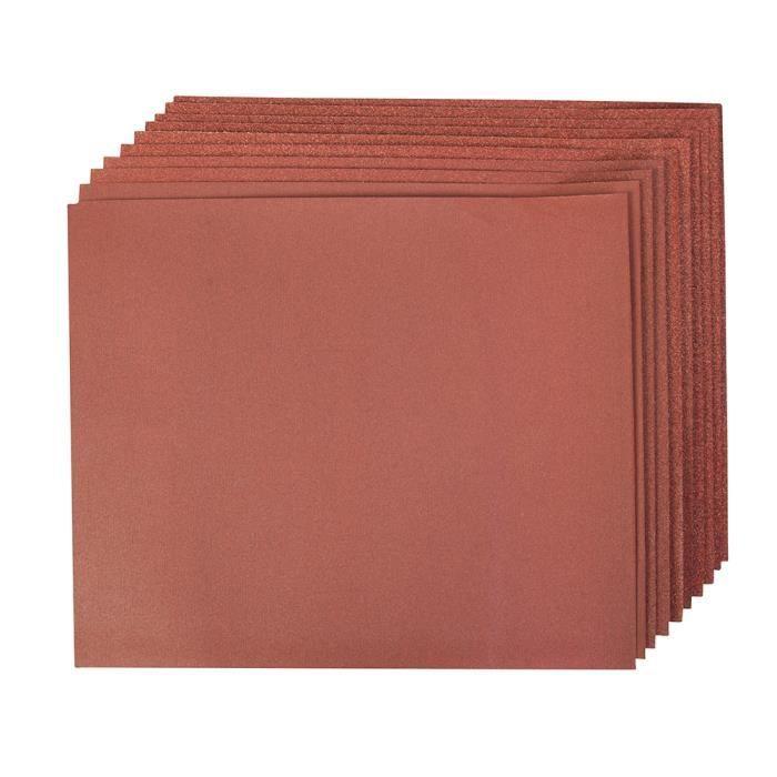 UEB Lot De 6 /Étanche Papier Abrasif Papier Abrasif Papier Abrasif P600//1000//1200//1500//2000//2500
