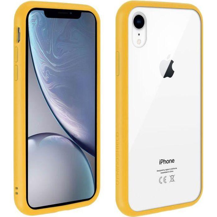 coque iphone xr modulable bumper facade arriere