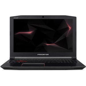 Achat discount PC Portable  PC Portable Gamer - ACER Predator PH315-51-7075 - 15,6