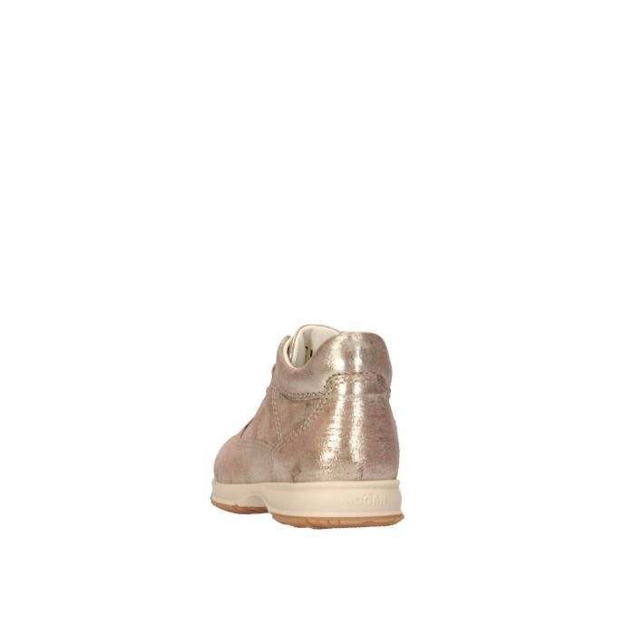 Hogan Junior Basket Enfant Platine, 21