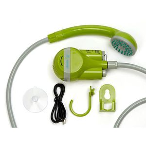 DOUCHE SOLAIRE Aqua2Go GD320, Système alimenté par la pression, V
