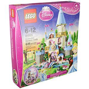 ASSEMBLAGE CONSTRUCTION Jeu D'Assemblage COJSJ Château romantique de LEGO