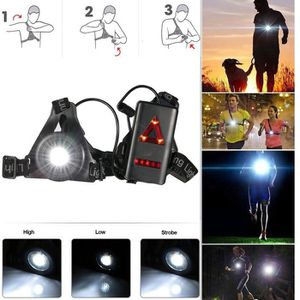 LAMPE DE POCHE Petrichor® En plein air Feux LED nuit Exécution la