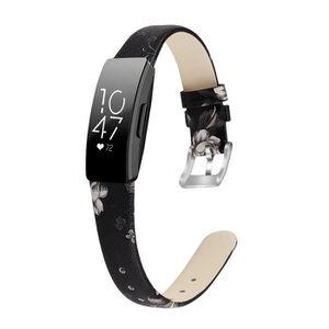 MONTRE Bracelet en cuir de remplacement pour bracelet de