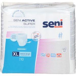 FUITES URINAIRES Slips absorbants pour fuites urinaires SENI Active