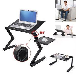 SUPPORT PC ET TABLETTE Support Pc Table Ordinateur Tablette Lit Pliable L