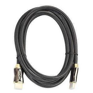 CÂBLE TV - VIDÉO - SON Câble HDMI 2m, Câble Ethernet Premium Câble HDMI V