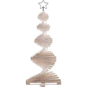 SAPIN - ARBRE DE NOËL Sapin de Noël en bois articulé Lodge - H. 113 cm