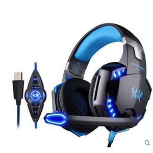 CASQUE AVEC MICROPHONE EACH G2200 Virtual Surround 7.1 Gaming Headset cas