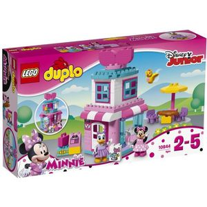 ASSEMBLAGE CONSTRUCTION LEGO® DUPLO 10844 La Boutique de Minnie