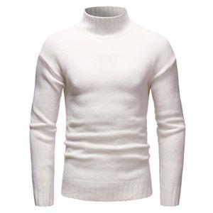Lambretta Homme Côtelé en Tricot Tricot Hiver Chaud Col Ras Du Cou Pullover Pull Sweater