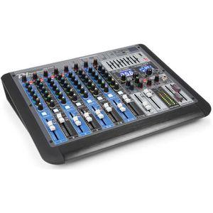 TABLE DE MIXAGE Power Dynamics PDM-S1204 Table de mixage 12 canaux