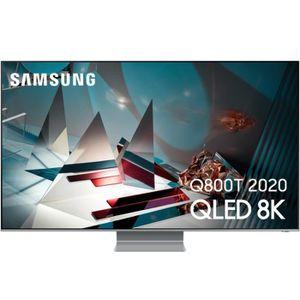 Téléviseur LED TV QLED Samsung QE82Q800T 8K