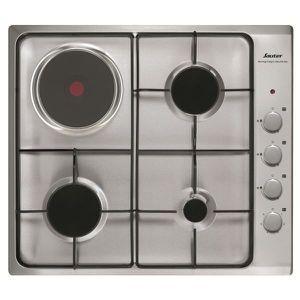 PLAQUE MIXTE Table de cuisson mixte SAUTER SPE4464MX
