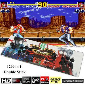 CONSOLE RÉTRO TEMPSA Jeux Vidéo Console Rétro 1299 En 1 Arcade D