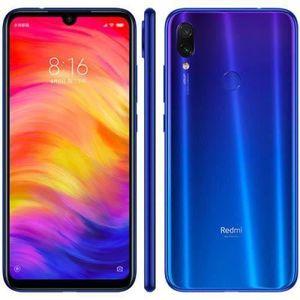 SMARTPHONE Xiaomi Redmi Note 7 Double SIM 6+64 Go Bleu