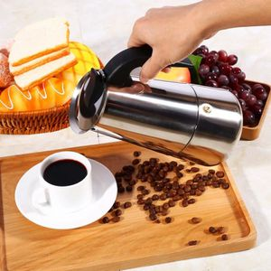 CAFETIÈRE 450ML Cafetière Utilisation de Bureau Maison en Ac