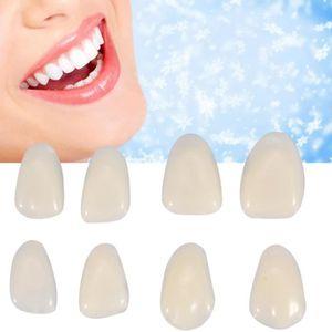 KIT PRODUITS DENTAIRES 70pcs Dents Temporaire Assortiment Couronne Molair