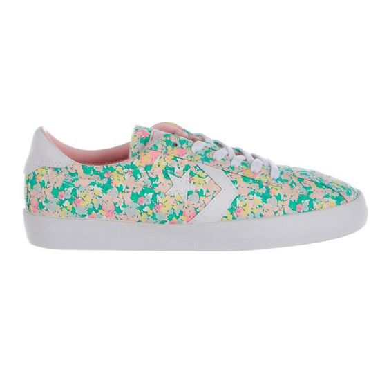 Converse Top Femmes Breakpoint Floral Low Top Converse Sneaker IHNRH Taille-38 1-2 Rose Rose - Achat / Vente basket 70b7cd