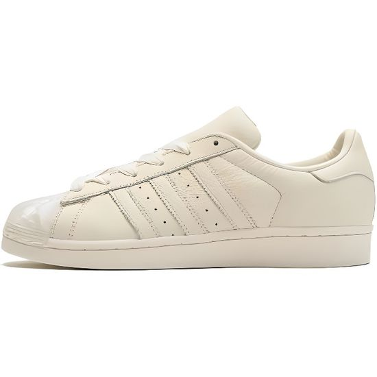 buy online 14d85 d5fcb Adidas originals Femme Chaussures   Baskets Superstar Blanc - 599526 - Achat    Vente basket - Cdiscount