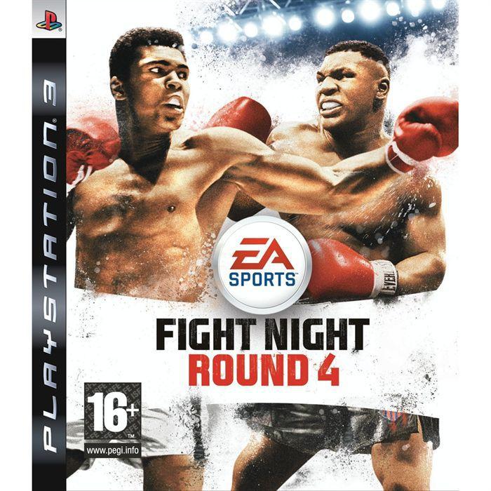 FIGHT NIGHT ROUND 4 / JEU CONSOLE PS3