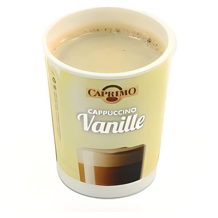 Gobelet Prédosé Premium Caprimo Cappuccino Vanille
