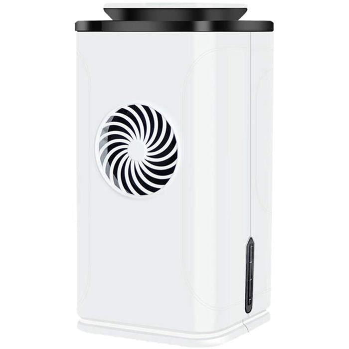 Drgrg Climatiseur Mini Ventilateur De Climatisation Refroidisseur D'Air Maison Refroidisseur D'Air Bureau Refroidissement Par Eau