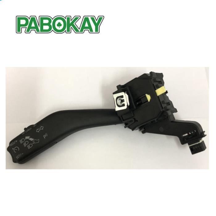 Phares et optiques,Interrupteur de régulateur de vitesse, clignotant 1K0953513G 1K0 953 513G, pour VW Jetta Golf 5 6 MK6 VI Plus