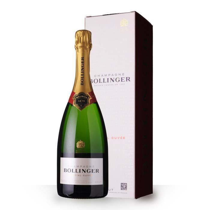 Bollinger Spécial Cuvée Brut 75cl - Etui - Champagne