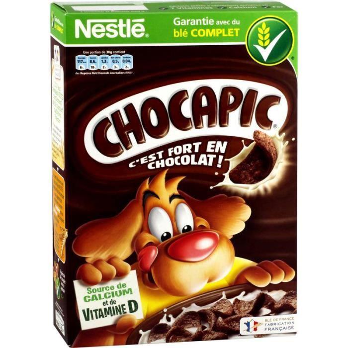 Céréales chocapic 430 g CHOCAPIC