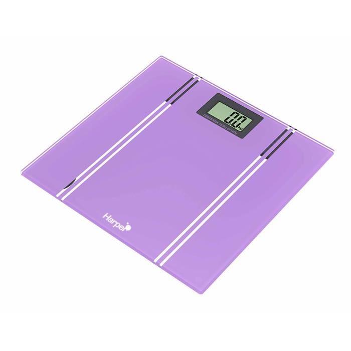 HARPER Pèse personne Hws26 - Violet